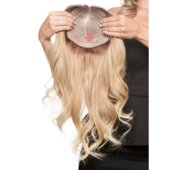 women mono toupee closure